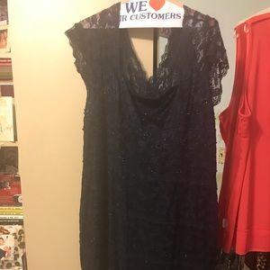 Dresses & Skirts - Beautiful navy blue dress worn once